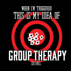 """Group Therapy""  Western No Bull T-Shirt"