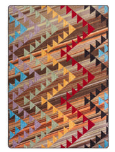 "Load image into Gallery viewer, ""Time Travel"" Southwestern Area Rugs - Choose from 6 Sizes!"