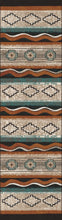 "Load image into Gallery viewer, ""Old School Buckskin"" Southwestern Area Rugs - Choose from 6 Sizes!"