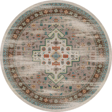 "Load image into Gallery viewer, ""Persian - Light Distressed"" Western Area Rugs - Choose from 6 Sizes!"