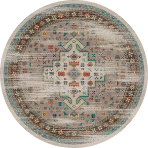 """Persian - Light Distressed"" Western Area Rugs - Choose from 6 Sizes!"