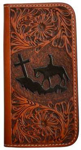 Christian Cowboy Cell Phone Holder/Wallet for iPhone 8