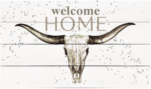"""Welcome Home"" Pallet Decor"