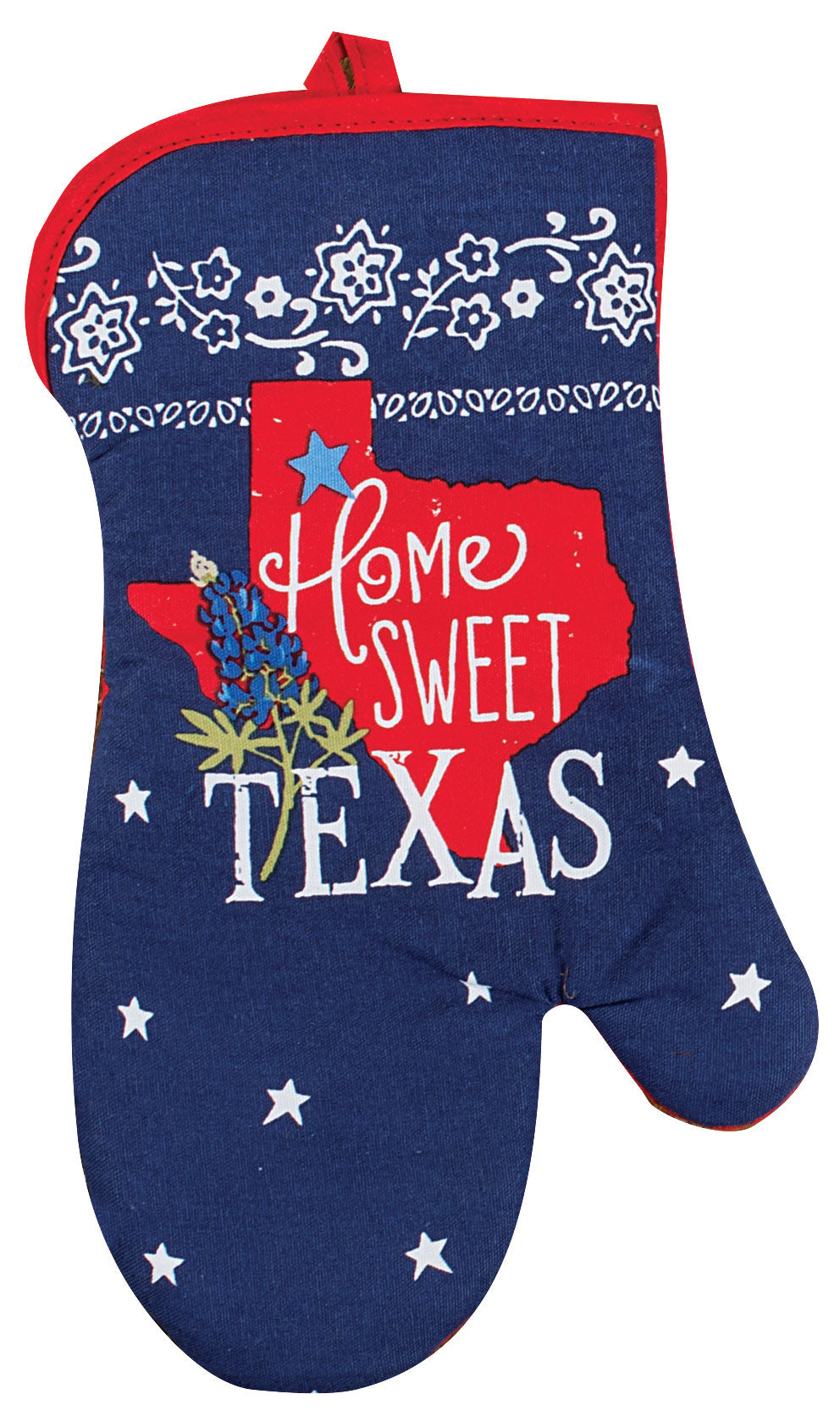 Home Sweet Texas Oven Mitt