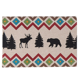 Lake Lodge Placemat