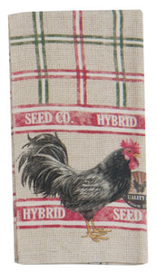 Home to Roost Terry Towel