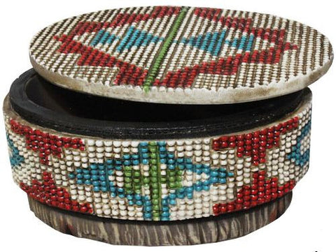 Aztec Trinket Box