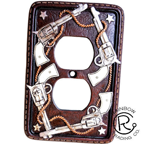 Pistols Outlet Switch Cover