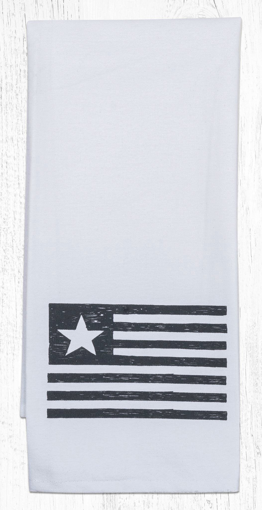 Flag Tea Towel