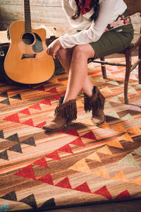 """Time Travel"" Southwestern Area Rugs - Choose from 6 Sizes!"