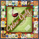 Wine-opoly Western Board Game
