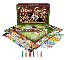 Load image into Gallery viewer, Wine-opoly Western Board Game
