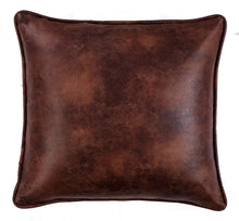 Load image into Gallery viewer, Corrales Sunset Brown Euro Sham - 27""