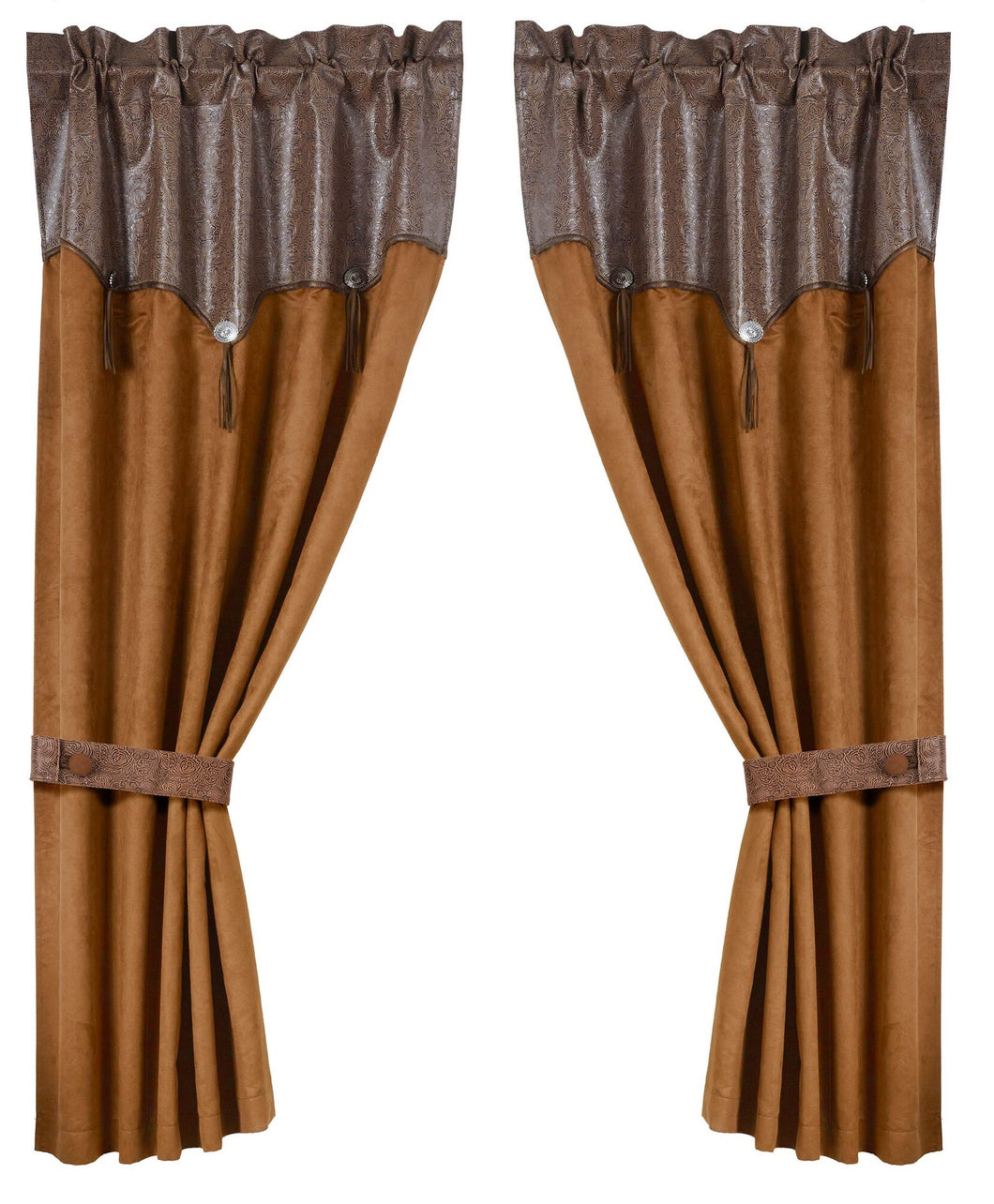 Abilene Western Curtains