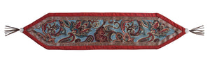 Abilene Western Table Runner - 72""