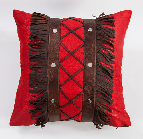 Odessa Western Decorative Pillow - 18
