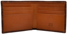 Load image into Gallery viewer, Justin Apache Tan Western Bi-fold Wallet