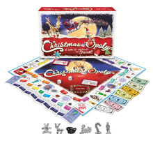 Load image into Gallery viewer, Christmas-opoly Western Board Game