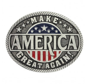 """Make American Great Again"" Belt Buckle"