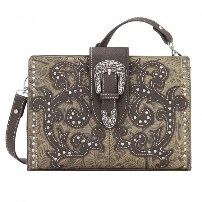 Laramie Shoulder Bag/Clutch