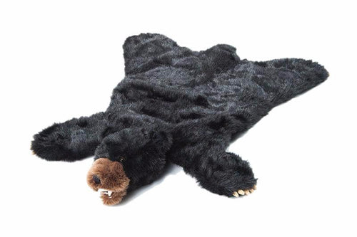 Adirondack Black Bear Rug (Large)