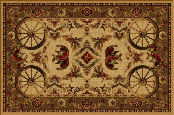 area rugs – wild west living