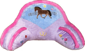 "(CARJLP957) ""Sunny Day"" Western Kid's Lounge Pillow"