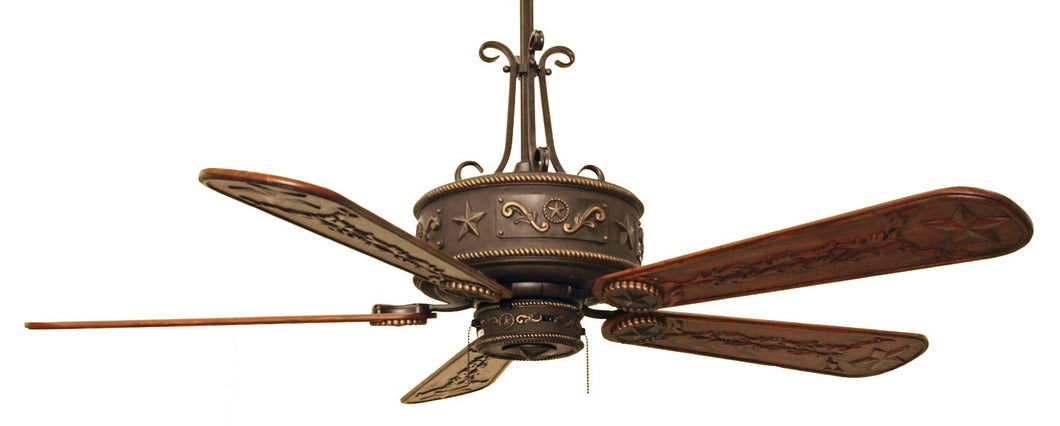 (CC-KVWST) Western Star Ceiling Fan
