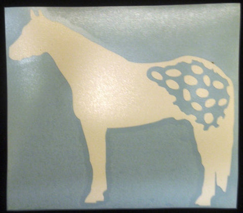 "(CLD-APDCL) ""Appaloosa"" Decal"