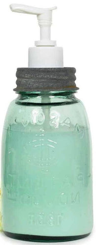 (CT360097DT) Mason Jar Soap/Lotion Dispenser