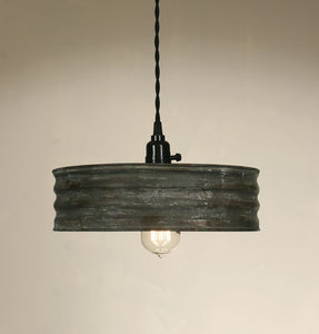 (CT930019) Sifter Grey Pendant Lamp