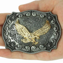 Load image into Gallery viewer, American Eagle Metal Belt Buckle
