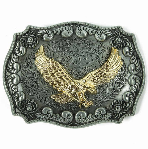 American Eagle Metal Belt Buckle