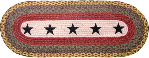 (EROP-111) Stars Western Oval Patch Runner