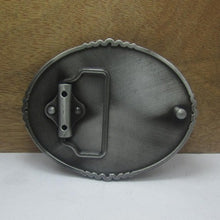Load image into Gallery viewer, Christian Cowboy Metal Belt Buckle