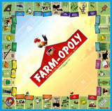 Farm-opoly Western Board Game