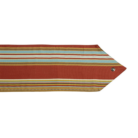 "(HXWS4060R) ""Calhoun"" Western Table Runner"
