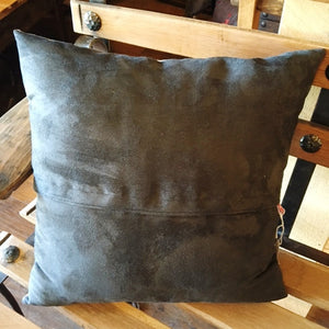 "(KDI-BB) ""Boots & Bandana"" Western Accent Pillow - 20"" x 20"""
