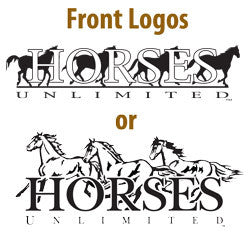"(MBUH7593) ""Faith & Horses"" Horses Unlimited T-Shirt"