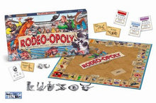 Load image into Gallery viewer, Rodeo-opoly Western Board Game