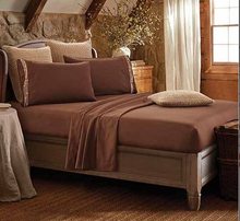 Load image into Gallery viewer, (DKSSBW24Q) Barbwire Western Embroidered Sheet Set Queen