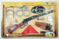 (JT-87-1568) Western Kid's Rifle & Pistol Set