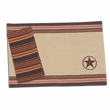 "(KD-R1284) ""Cowboy Star"" Western Placemat"