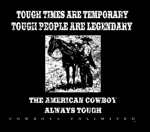 "(MBCB1533) ""Legendary"" Cowboys Unlimited T-Shirt"