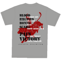 "(MBCB1539) ""Victory"" Cowboys Unlimited T-Shirt"