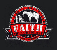 "(MBCH1884) ""Shepherd"" Western Faith Adult T-Shirt"