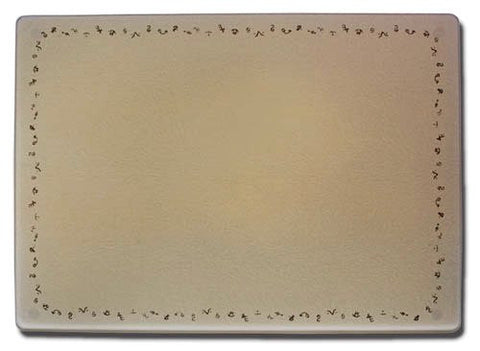 "(MBHW9410) ""Brands"" Western Tempered Glass Cutting Board"