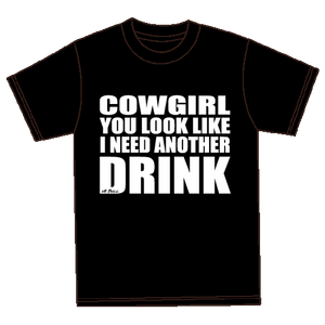 "(MBNB3241) ""Drink"" No Bull T-Shirt"