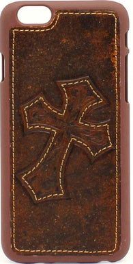 (MFW0660802) Western iPhone 6+  Snap-On Phone Case with Diagonal Cross