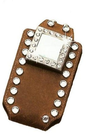 (MFW06862) Western Razor/Pearl/Slide Cell Phone Holder